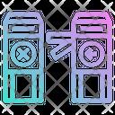 Gate Gateway Access Icon