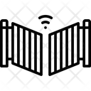 Gate Fence Gate Icon