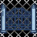 Gate Entrance Entry Icon