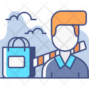 Gate Keeper Gatekeeper Protective Agent Icon