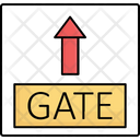 Gate Location Icon
