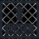 Arrow Arrow Key Gate Location Icon