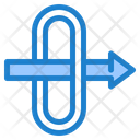 Gateway Traffic Right Arrow Icon