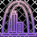 Gateway Arch Icon