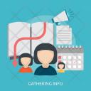 Gathering Info Creative Icon