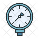 Gauge Pressure Gauge Dashboard Icon