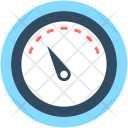 Gauge Meter Dashboard Icon