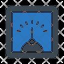 Meter Gauge Hardware Icon