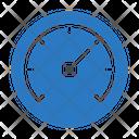Meter Measure Reading Icon