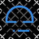 Gauge Dashboard Performance Icon