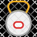 Gauge Kg Mass Icon