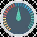 Gauge Pressure Seo Icon