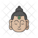 Gautama Buddha Religion Icon