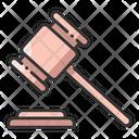 Gavel Mallet Hammer Icon