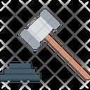 Gavel Court Gavel Court Icon