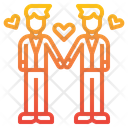 Wedding Love Romance Icon