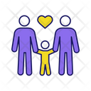 Gay Family Icon