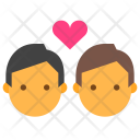 Gay Marriage Avatar Icon