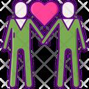 Gay Wedding Icon