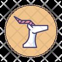 Mgazelle Gazelle Deer Icon