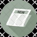 Gazette Journal Newspaper Icon