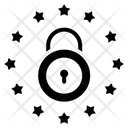 Lock Privacy Law Icon