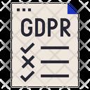 GDPR Checklist Icon