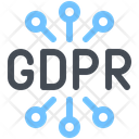 Gdpr Of Connection Icon
