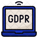 Gdpr Privacy Regulations Icon