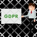 GDPR Report Icon