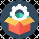 Gear Box Setting Icon