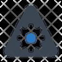 Gear Cogwheel Sign Icon