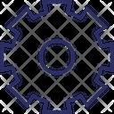 Gear Gear Wheel Cogwheel Icon
