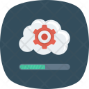 Gear Cloud Options Icon