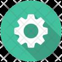 Gear Options Setup Icon