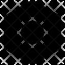 Gear Settings Cog Icon