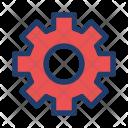 Gear Custom Settings Icon