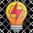 Gear Fast Light Icon