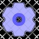 Gear Settings Cogwheel Icon