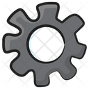 Gear Config Setting Icon