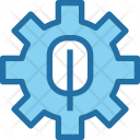 Gear Optimize Ecology Icon