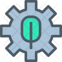 Gear Setting Management Icon