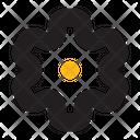 Gear Service Setting Icon