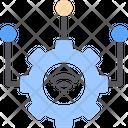 Maintenance Gear Industrial Icon