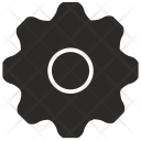 Gear Settings Options Icon