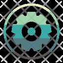 Gear User Interface Icon