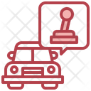 Gear Box Vehicle Transport Icon