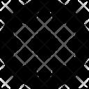 Gear Circle Icon