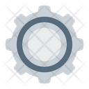 Gear Configuration Setting Icon