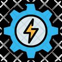 Gear Energy Icon